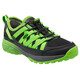 Keen Versatrail Shoes Children black/jasmine green